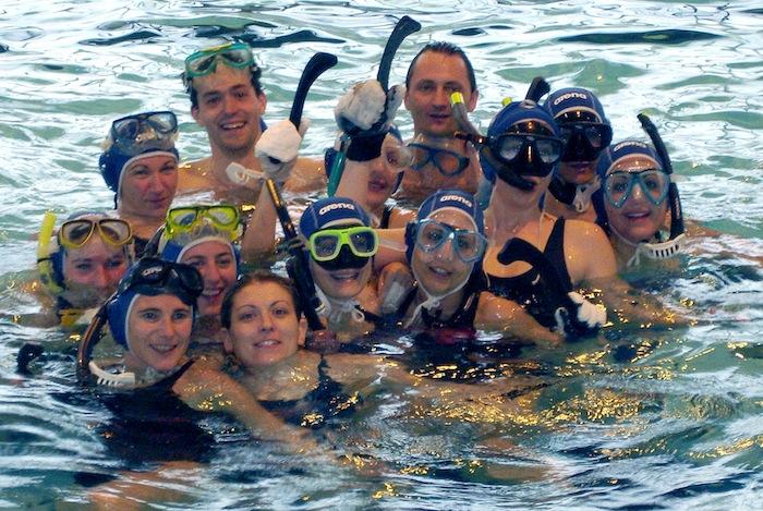 Equipe fille, championnat de france 2006
